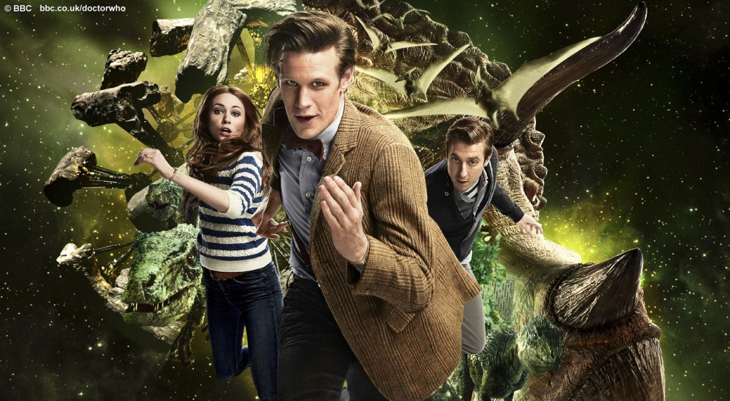 Doctor Who - Dinosaurs on a Spaceship