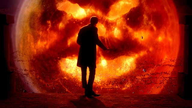 Angry Sun God vs The Doctor