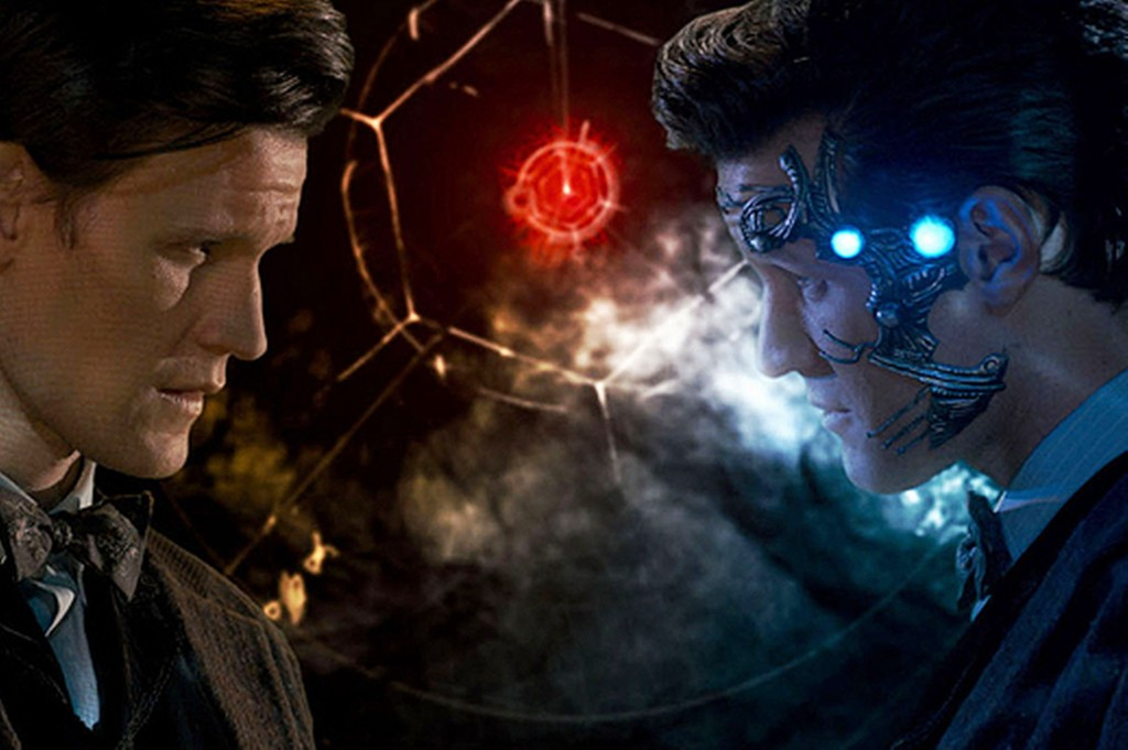 The Doctor vs Mr Clever