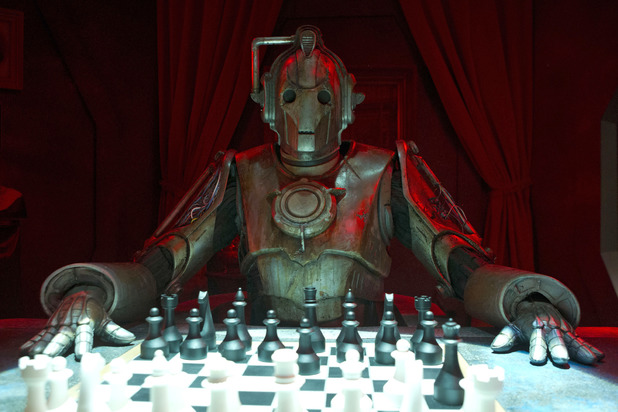Why did we find this one creepier than the new Cybermen?